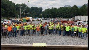 Apex Pipeline Services raise money for WITF